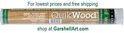 QuikWood - For  lowest price and free shipping shop at GarshellArt.com